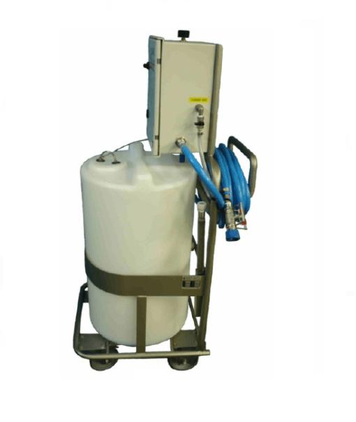 Canon à mousse Lama West Arc - Système de nettoyage et de désinfection