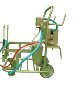 Satellite mousse Lama West Arc - Système de nettoyage et de désinfection