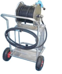 Lama West Arc - Chariot enrouleur inox agricole karcher hydroclean