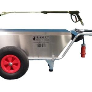 Nettoyeurs haute pression électrique - Moteur triphasé, eau froide, domaine agricole