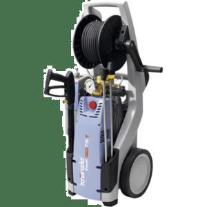 Nettoyeurs haute pression électrique - Moteur monophasé, eau froide
