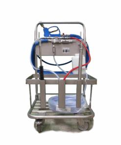 Station mousse Lama West Arc - Système de nettoyage et de désinfection