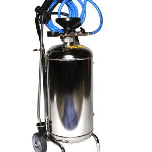 Pulvérisateur inox Lama West Arc - Système de nettoyage et de désinfection