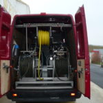 installation nettoyeur haute pression utilitaire Lama West Arc