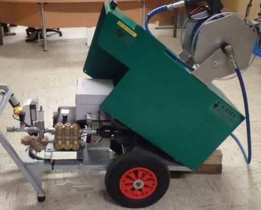 Nettoyeur haute pression électronique Lama West Arc