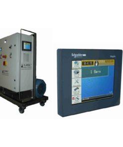 Lama West Arc - Régulation par variateur de vitesse et capteur de pression