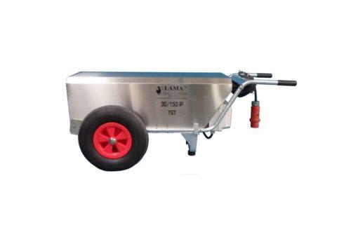 Nettoyeur électrique mobile à haute pression - Lama West Arc karcher