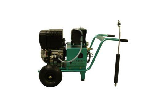 Nettoyeur électrique mobile à haute pression diesel karcher