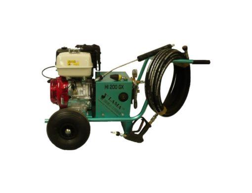 Nettoyeur électrique mobile à haute pression essence karcher