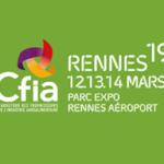 CFIA salon professionnel parc expo Rennes West Arc