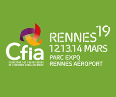 CFIA salon professionnel parc expo Rennes West Arc