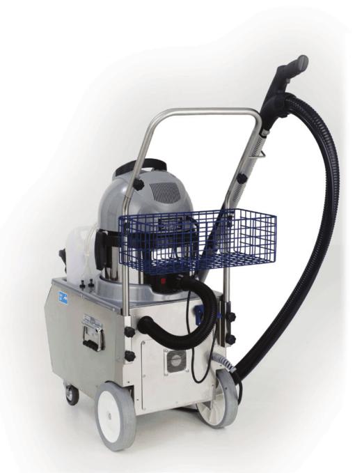 generateur vapeur inox 7500