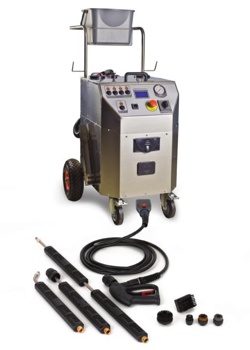 generateur vapeur inox 9000 industriel